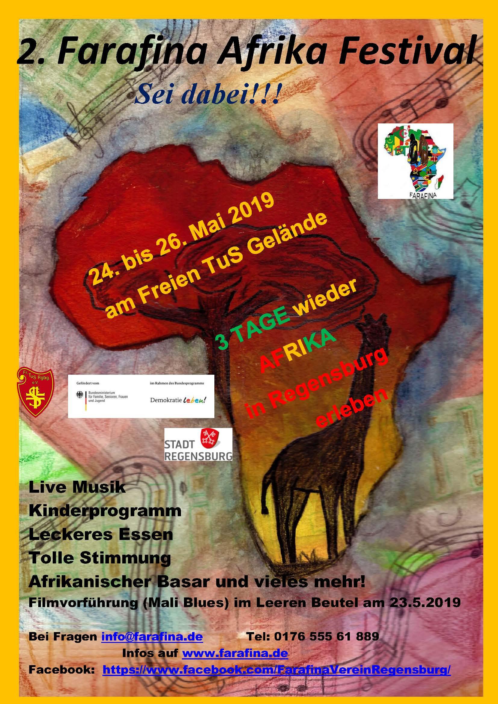 Afrika Festival Regensburg